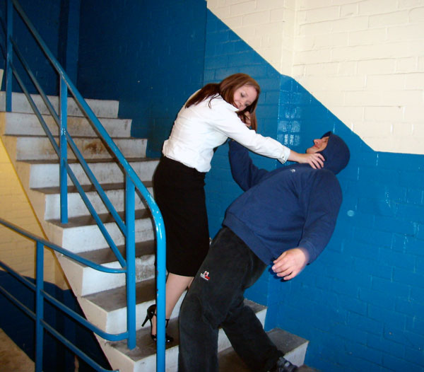 Self-Defence Training in Nottingham